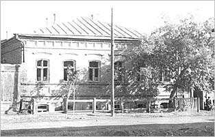 Фото старое здание колледжа
